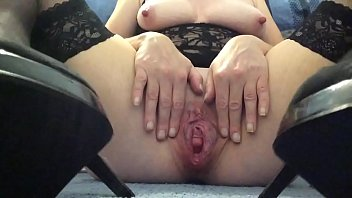 Amateur allure kerri Playing in my fuck me shoes