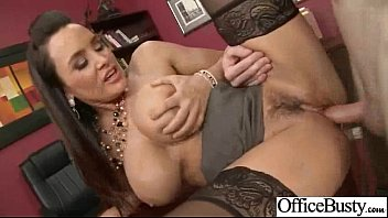 Girl With Big Tits Get Banged Hard In Office video-24