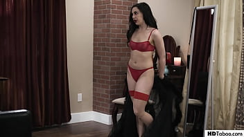 Whitney Wright And The Creepy Intruder Having Rough Sex