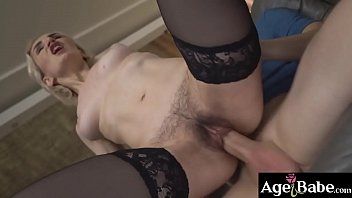 Mature short hair granny - Di devi moans as nikki pounded her busshy twat in many ways