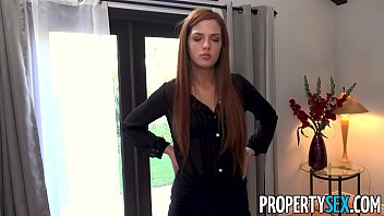 Propertysex - Stressed Out Landlady Receives Massage