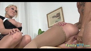 Mom and daughter threesome 0091