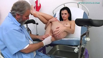 Vaginal exam pregnancy - Maggie gyno exam