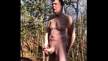 Bead Fucking My Ass In The Park 12/20