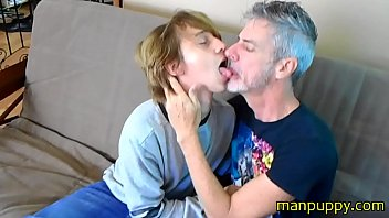 Gay ten year olds Gay 18-year-old twink 50yo daddy kissing and tongue worship - elis ataxxx - richard lennox - manpuppy