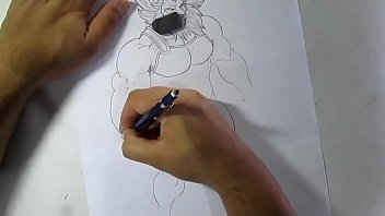 Literotica gay drawings and or sketches Preview tutorial lion-o part 2