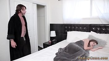 Family strokes blonde Sneaky And Sleepy Step Sex