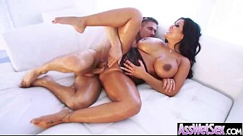 Big Butt Girl (kiara mia) Get Oiled And Anal Hardcore Nailed clip-16