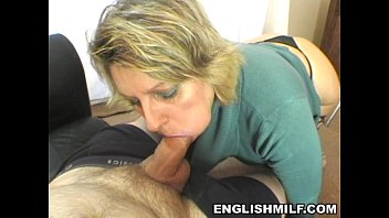 English milf free trailers - Pov blowjob british milf