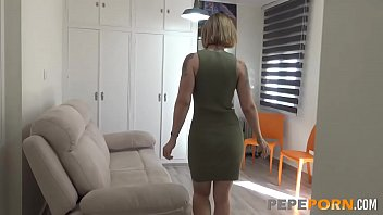 She invites us to her place to film her ASSFUCK!