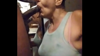 EPIC nut in this bitch mouth