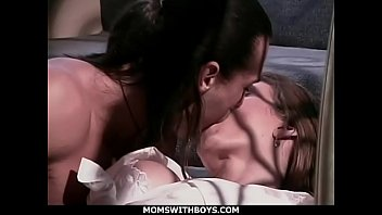 MomsWithBoys - Hot MILF Gets Fucked Anally With Vibrator On Pussy