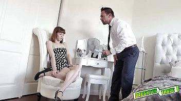 Alexa Nova Takes Her Dads Matured Cock In Her Mouth!