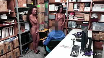 Two Black Busty Girls Get Fucked For Trying To Escape- Demi Sutra & Lala Ivey