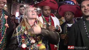 Mardi gras 2007; Amateur, Big Boobs, Blonde, Brunette, Group Sex, Outdoor, Striptease
