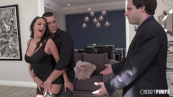 Big Tit Ebony Fucks Her Stepdad Doggystyle After His Wife Leaves To Go Shopping 10 min