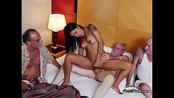 Teen Nikki Kay Gets Used For Sex By Old Men