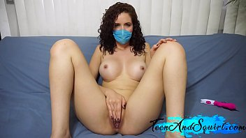 Why porn sites have viruses Quarantine covid-19 squirting dildo masturbation - teen and squirt