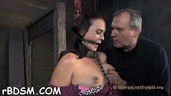 Blowjob machines clips Fuck machine is pounding on bounded villein viciously