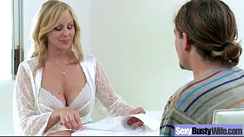 Hot action sex tape with busty nasty wild mature lady (julia ann) vid-12