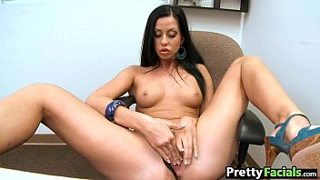 Teen whore facial Larissa Dee 1 2.2
