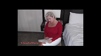 Saggy Tit Claudia Marie Impregnated By Black Father And His Son Breeding BBC Threesome