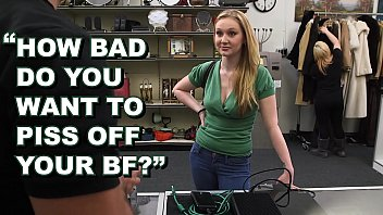 XXX PAWN - Krystle Jayes Is Mad At Her Boyfriend For Not Giving Her Attention