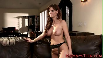 Busty milf muff diving