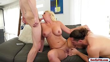 Slut milf fucks her hunk neighbors