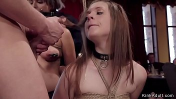 Sluts fisted and banged at swingers bdsm party