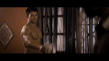 Naked famous gay sportsmen Kellan lutz naked in java heat