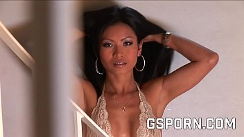Tha Ass Of Busty Asian Milf Fucked Hard By Rough Cock