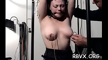 Hot-tempered girlie is sucking fake cock like a pro