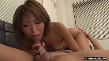 Japanese darling, Asuka Tochigi got fucked, uncensored 5 min