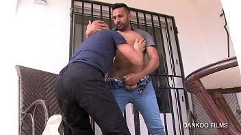 Daddy well assfucked in a casting on the Costa Dorada!
