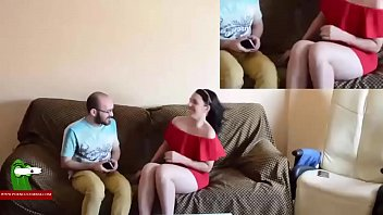 Manola is a hot neighbour and has desire of sex ADR0077