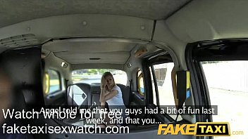 Faketaxi John - She Is So Sexy With Perfect Pussy!