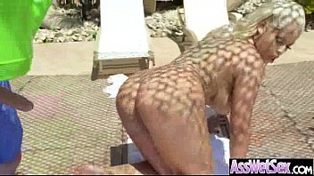 Big Wet Oiled Ass Girl (bridgette b) Like Anal Hard Style Bang video-07