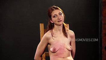 Lier redhead slut punished