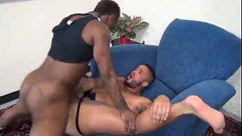 white gay ass fuck by big black gay big cock with romance