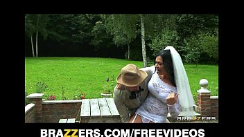 Stocking bride strips Busty brunette bride jasmine jae fucks the brother of the groom