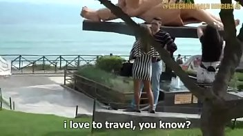 Bubble Butt Peruvian Gets Picked Up from The Park In Peru Lima And Fucked Hard thumbnail
