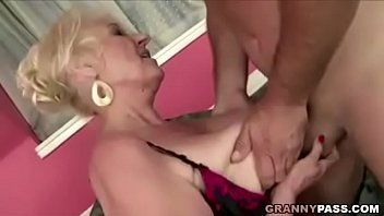 Real women fucked - Granny fucks new yoga teacher
