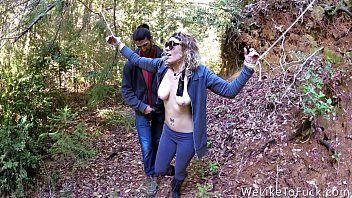 Punishing Some Bitch in The Forest and Fucking Her Senseless 32 min