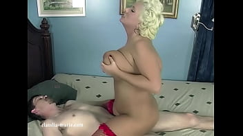 Saggy Tit Claudia Marie Fucked By Redneck Lawn Boy