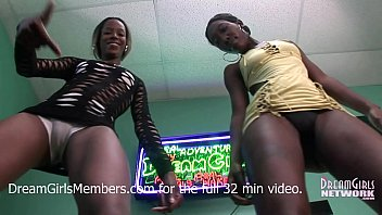 Naked ebony picture Sexy naked ass twerking with two freaky black girls