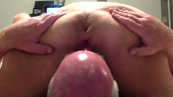 Horny Wife Gets Hers Ass Reamed By Hubby's Tongue thumbnail