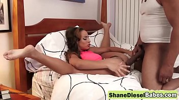Teanna Trump Gets Pussy Filled On Bed By Black Donlsdirtylittlebabysitter2-192-2
