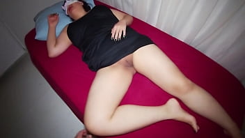CoverStepson sneaks into her mom hotel room and fucked her.