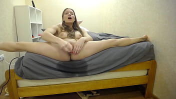 Can't Stop  Squirting With Legs Wide Open  Legs Wide Open